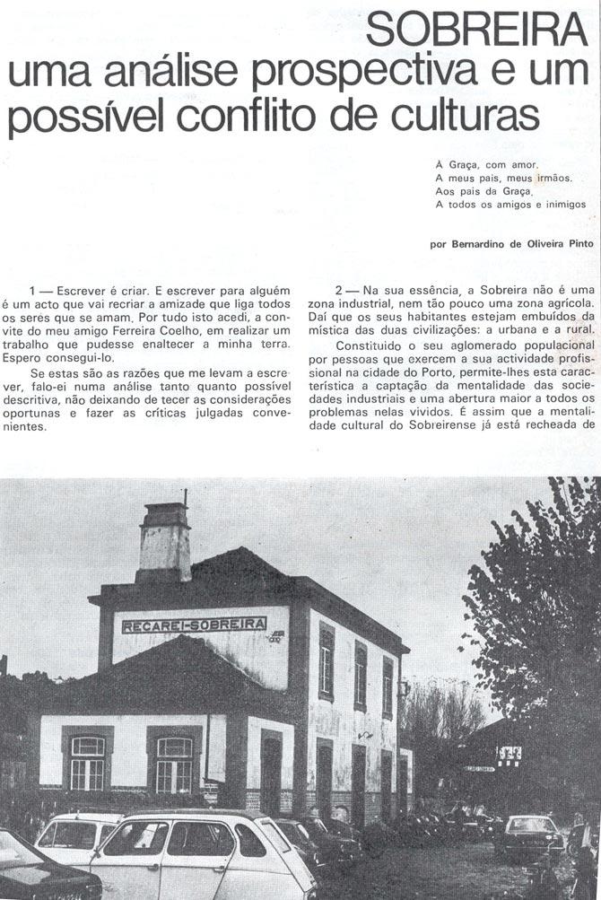 Boletim Sobreira - página 1