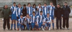 Iniciados 08 / 09