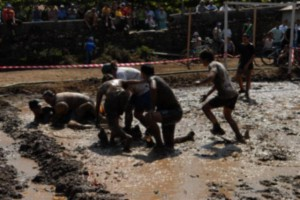 Futebol na Lama (Festa Encerramento 2009)