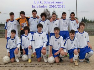 Iniciados 2010 2011