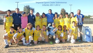 Infantis 2011-2012