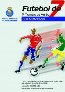 Cartaz Futebol 7