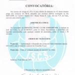 convocatoria 2014